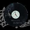 Часы виниловая грампластинка  Marilyn Monroe WL-09 - фото 187476