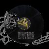 Часы виниловая грампластинка  Nirvana WL-15 - фото 187482