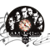 Часы виниловая грампластинка  Rammstein WL-18 - фото 187485