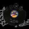 Часы виниловая грампластинка  The Beatles WL-20 - фото 187487
