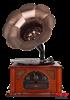 Граммофон Playbox Gramophone-VII PB-1017U-PA - фото 72263